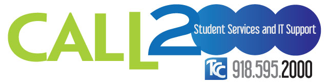 CALL 2000 STUDENT SERVICES & IT SUPPORT