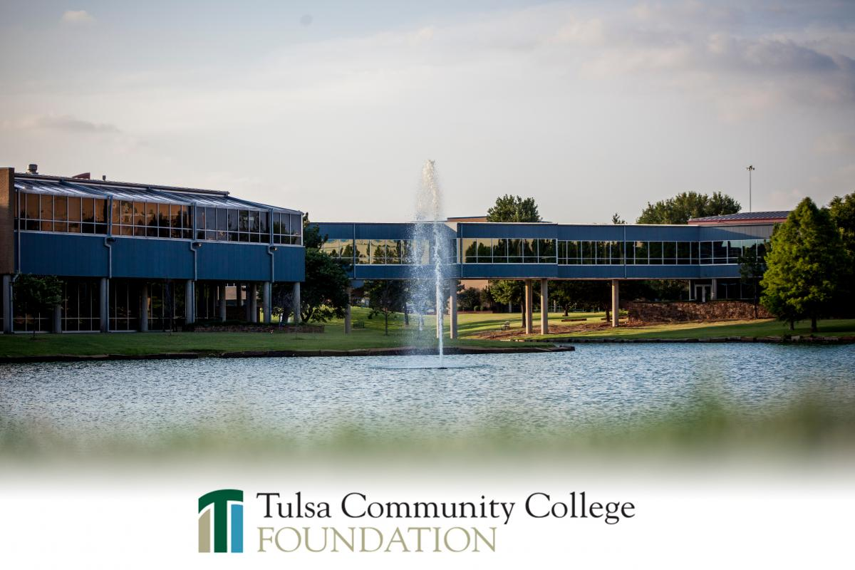 TCC Southeast Campus with Foundation Logo
